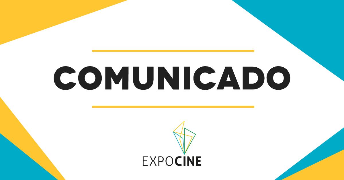Comunicado Expocine