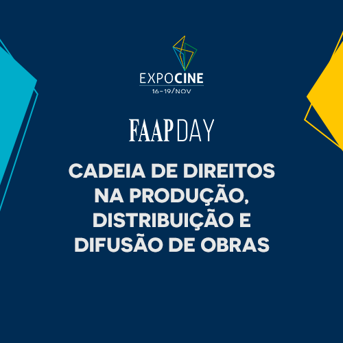 FAAP traz conteúdo jurídico para a Expocine21