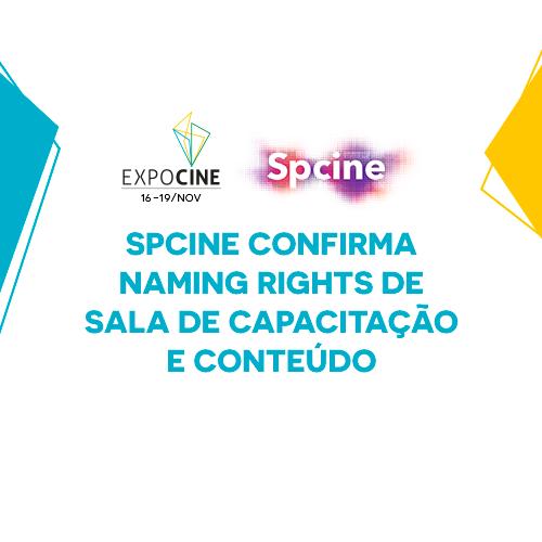 Spcine confirma naming rights de sala de capacitação e conteúdo