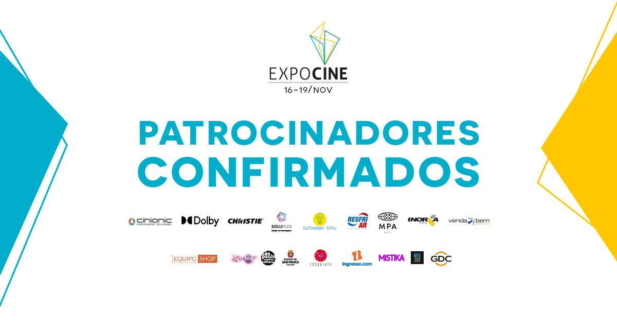 Patrocinadores Expocine 21