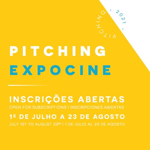 Inscrições abertas para o Pitching da Expocine