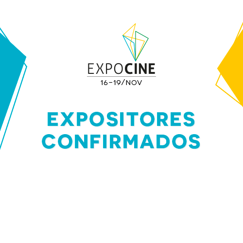 Expositores confirmados na Expocine21
