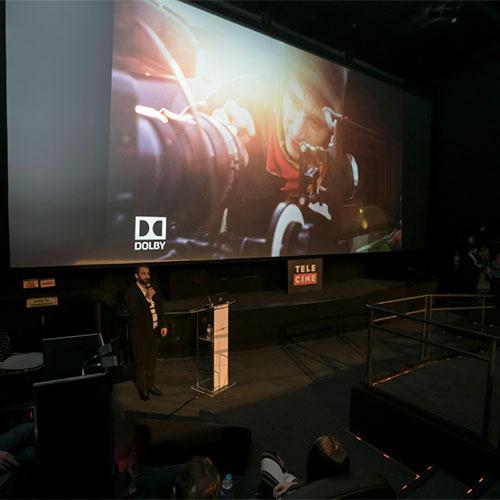 Dolby confirma presença na Expocine 2019