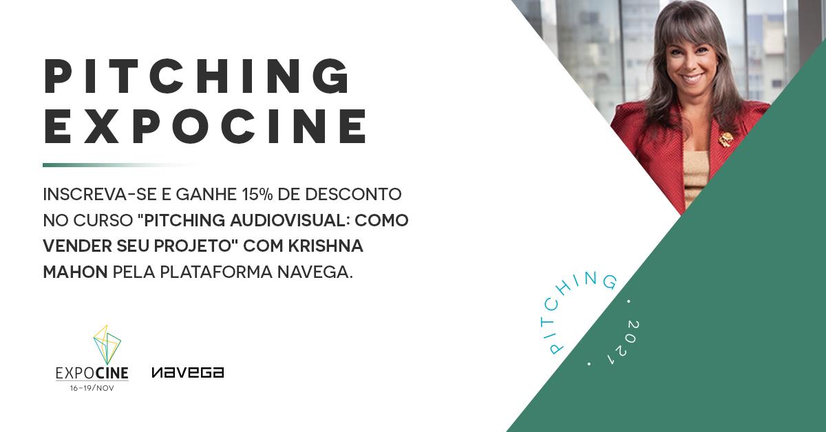 Expocine firma parceria com Navega para os Pitchings