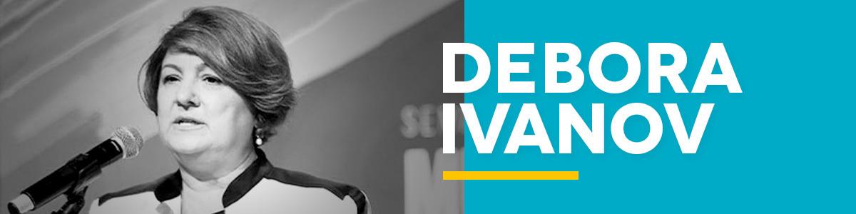 Debora Ivanov será homenageada na Expocine