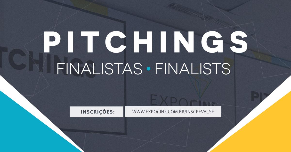 Confira os selecionados para os pitchings da Expocine 2020